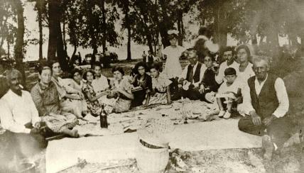 ΕΚΔΡΟΜΗ ΣΤΗΝ ΠΑΝΑΓΙΑ ΠΕΡΙΠΟΥ 1955