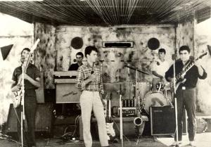 Συναυλία του γκρουπ το 1969