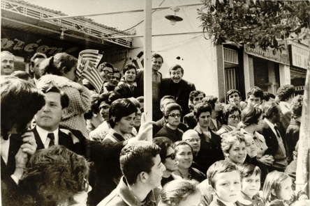 ΠΑΡΕΛΑΣΗ ΣΤΗΝ Μ. ΑΛΕΞΑΝΔΡΟΥ ΔΕΚΑΕΤΙΑ 1970