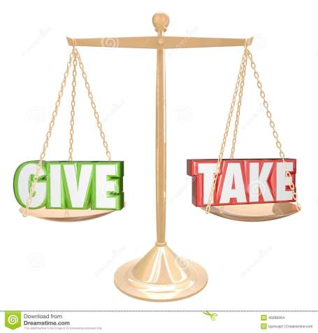 give-take-gold-scale-balance-sharing-generous-cooperation-words-to-illustrate-cooperating-collaborating-giving-40289264