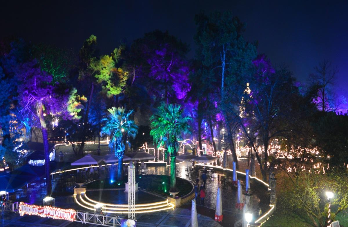 Πάρκο των χρωμάτων: το σημερινό πρόγραμμα εκδηλώσεων